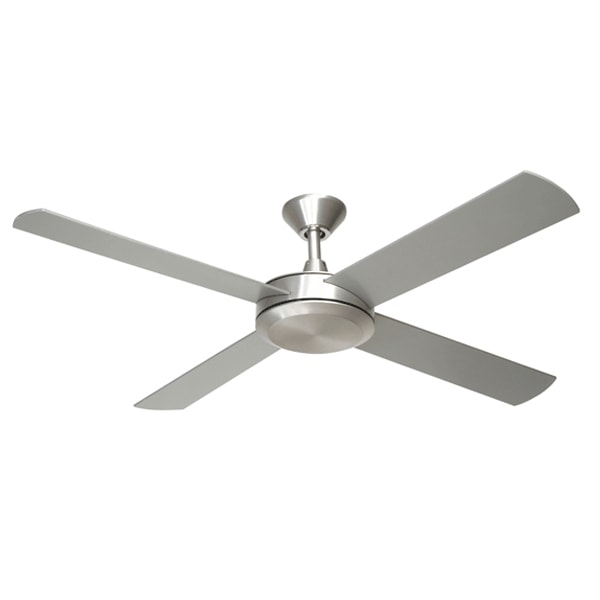 Concept 2 ceiling fan brushed aluminium 52 concept 2 ceiling aloadofball Choice Image
