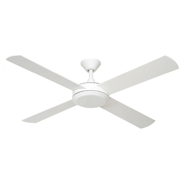 Concept 2 ceiling fan white 52 concept 2 ceiling fan aloadofball Choice Image