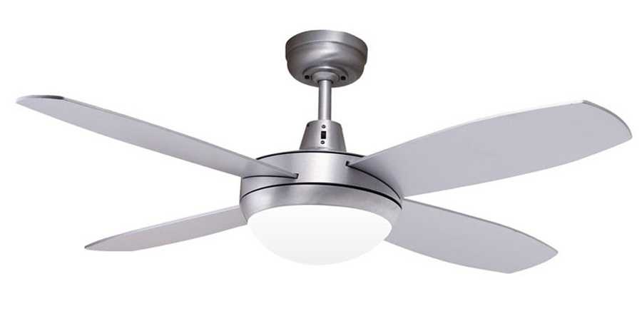 Martec Lifestyle Mini Ceiling Fan With Light And Remote BA 42