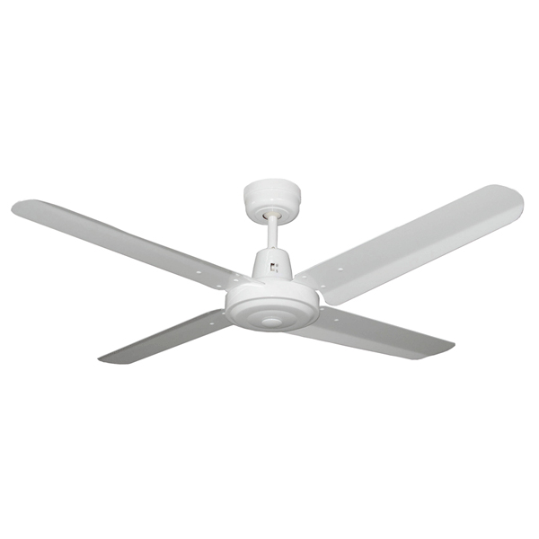 Swift metal ceiling fan white size options mercator swift metal ceiling fan by mercator white size options aloadofball Image collections