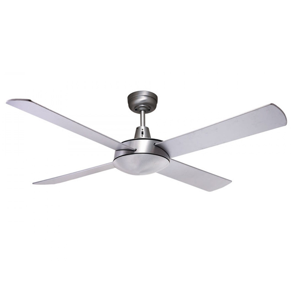 Lifestyle ceiling fan martec lifestyle in brushed aluminium 52 lifestyle ceiling fan by martec aloadofball Choice Image