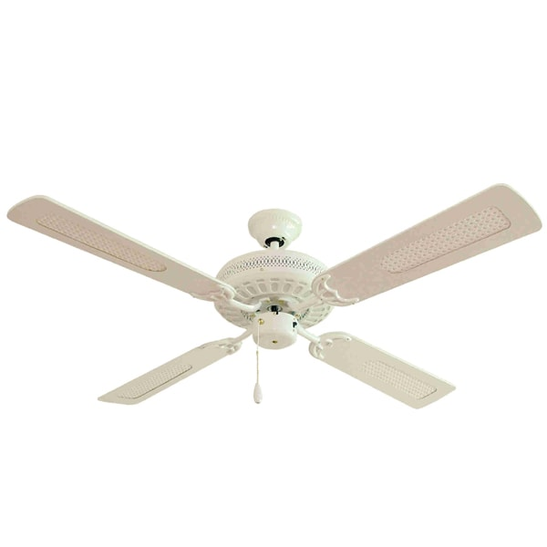 Hunter pacific majestic coolah ceiling fan 52 in white majestic coolah ceiling fan aloadofball Images