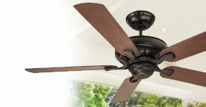 Outdoor ceiling fans outdoor cooling in alfresco patio areas outdoor ceiling fans aloadofball Image collections
