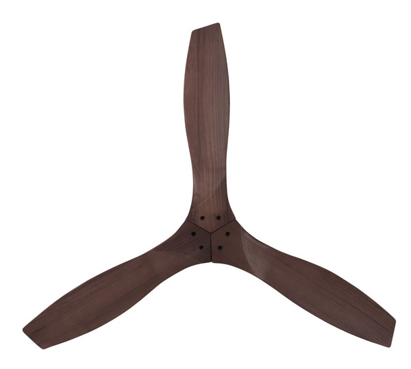Propeller Blade Ceiling Fans : Galaxy ceiling fan blade antique bronze brilliant fans