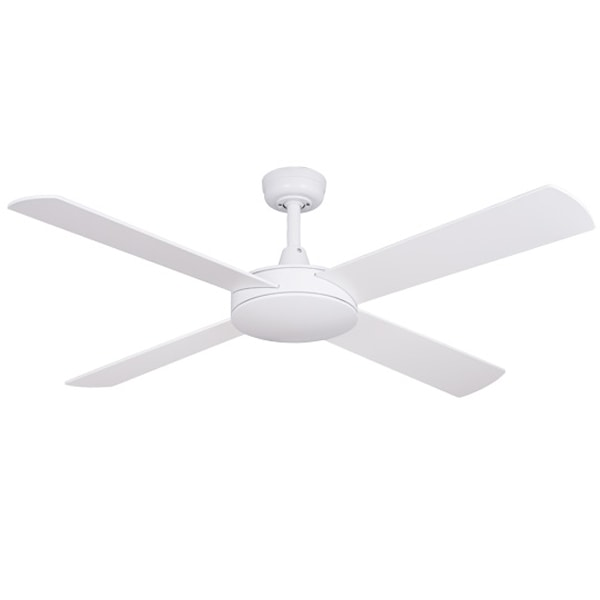 Hunter Pacific Intercept Ceiling Fan In White 52 Quot