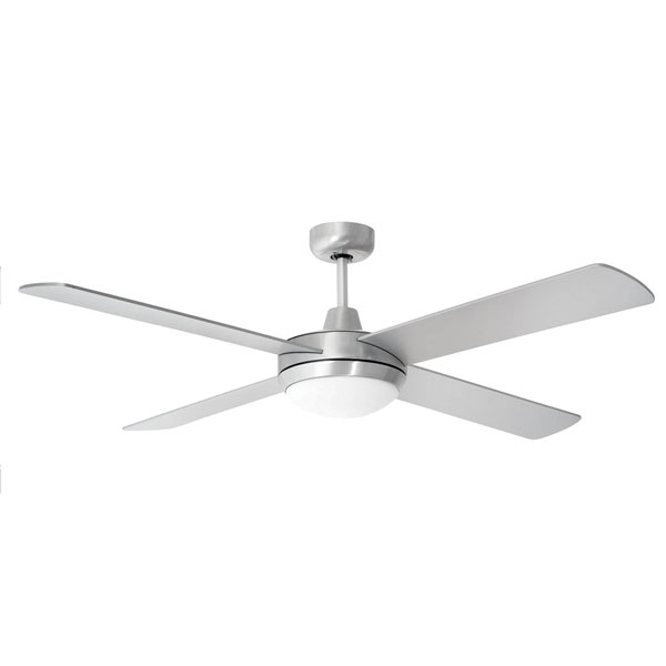 Super Tempest Ceiling Fan With Light