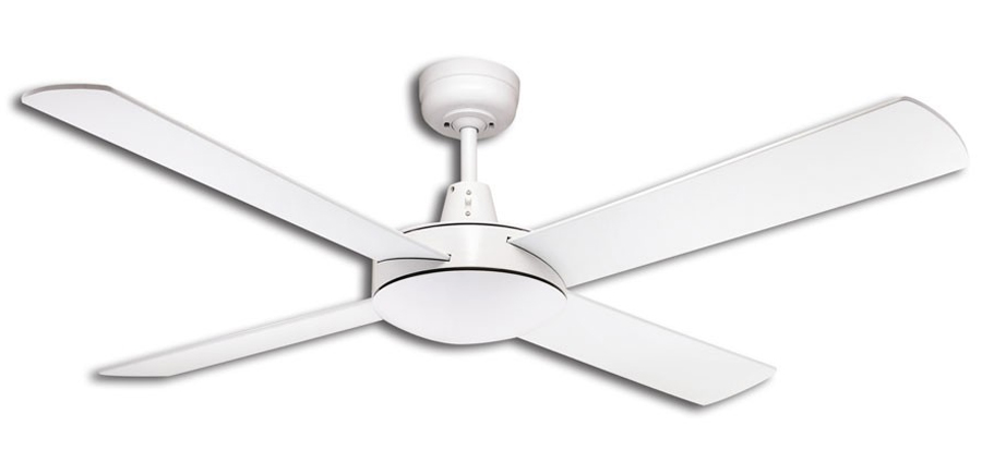 martec white ceiling fan