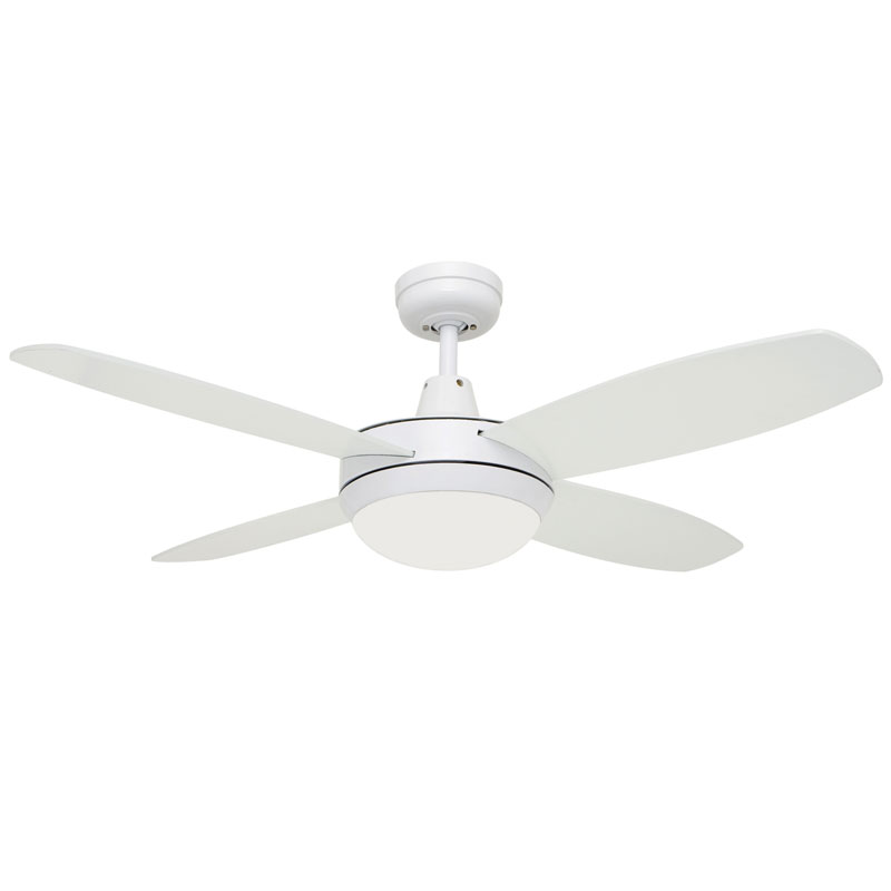 Martec Lifestyle Ceiling Fan With Led 12w Light Amp Remote