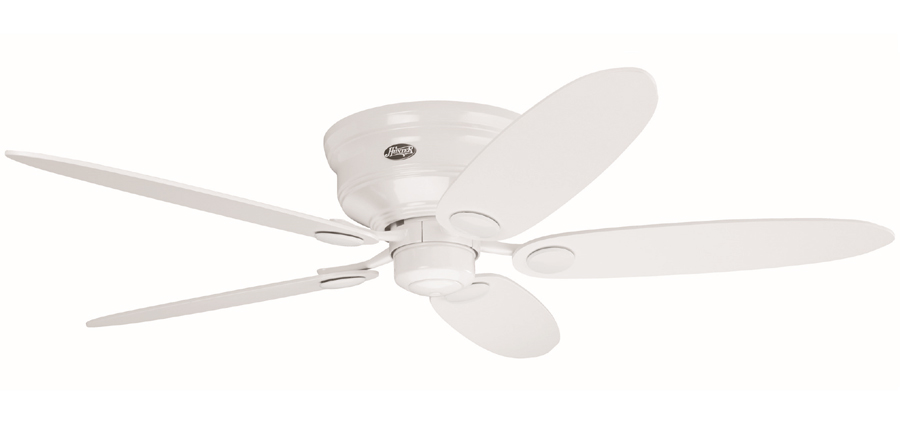 low profile ceiling fan