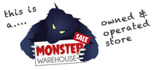 monster warehouse
