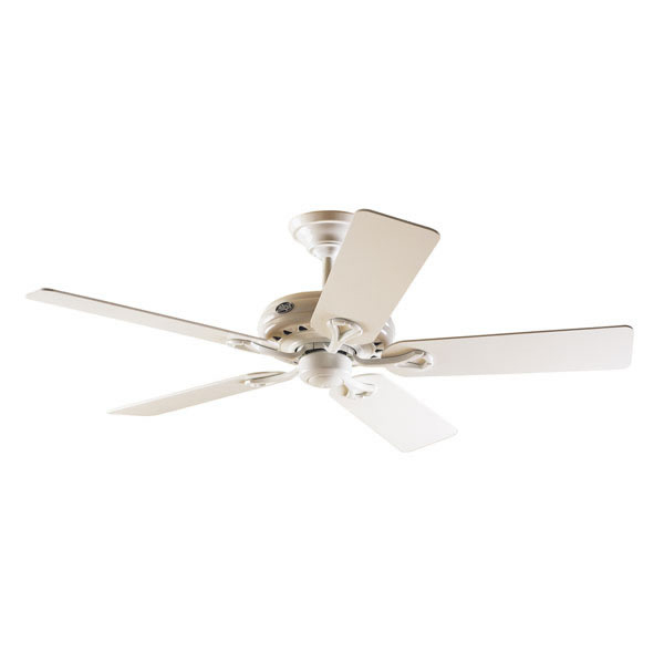Savoy Ceiling Fan By Hunter White 52 Quot