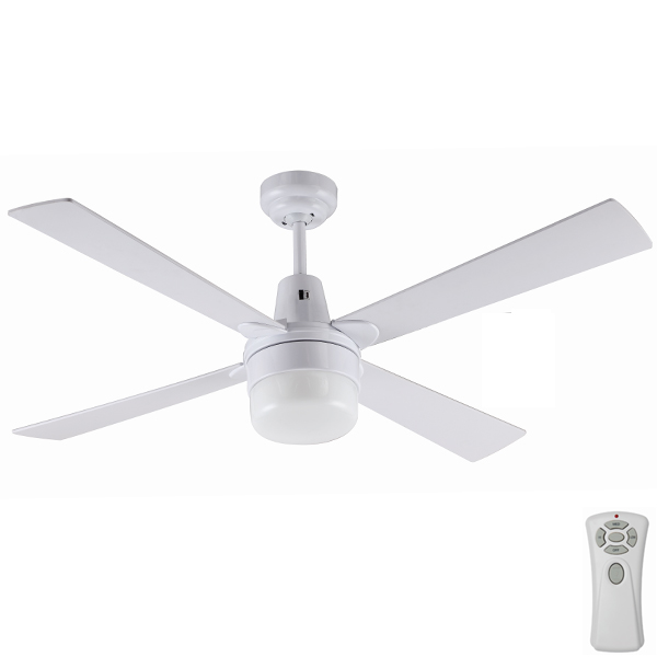 Kimberley II Ceiling Fan With Light And Remote