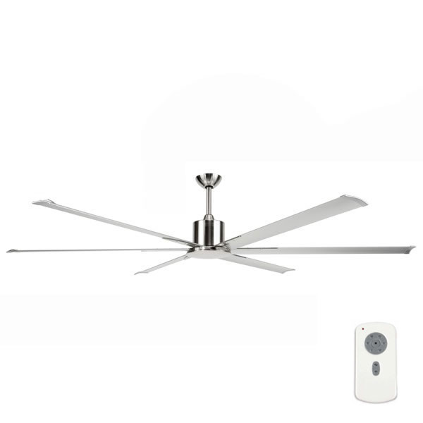 Large Ceiling Fan Industrial: Maelstrom Extra Large Industrial DC Ceiling Fan Brilliant