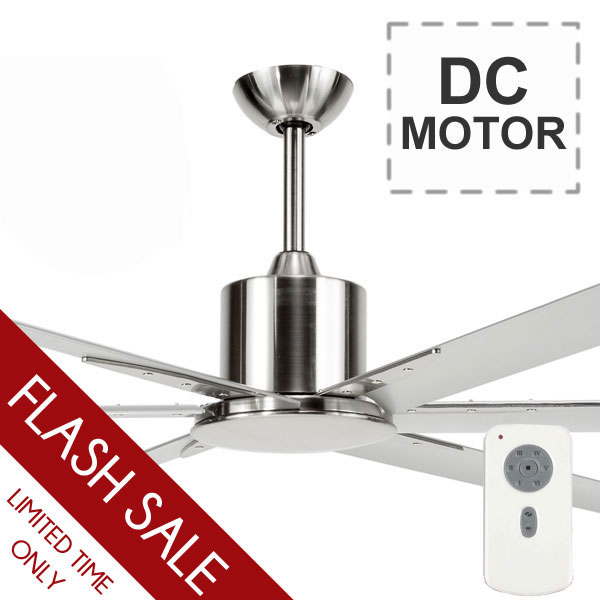 Maelstrom Extra Large Industrial DC Ceiling Fan Brilliant