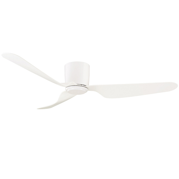 Mercator City Ceiling Fan With Remote Dc Motor 52 Quot White