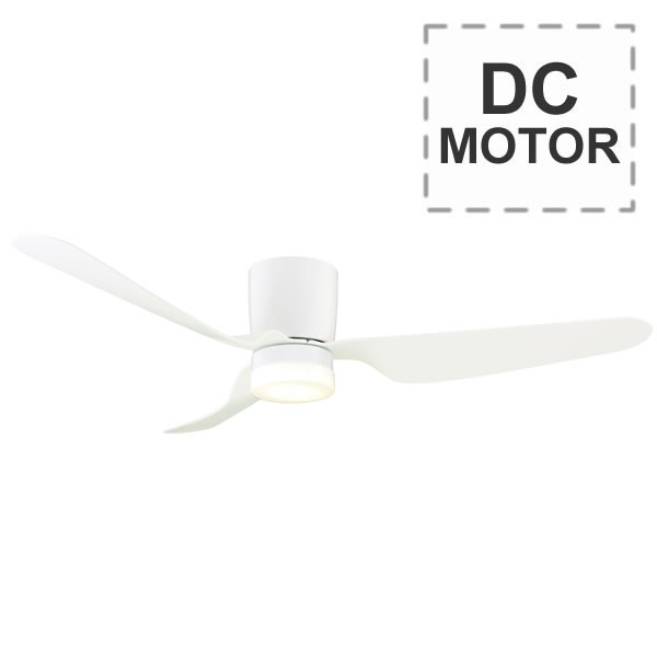 Mercator City Ceiling Fan With Light And Remote Dc 52 Quot
