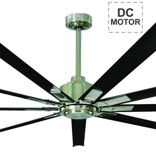 Rhino DC Extra Large DC Ceiling Fan Mercator