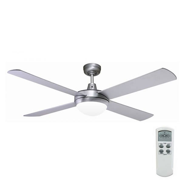 urban 2 ceiling fan with dimmable led light and remote. Black Bedroom Furniture Sets. Home Design Ideas