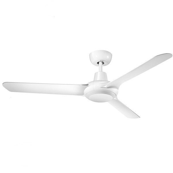 Spyda Ceiling Fan By Ventair In Satin White 49 Quot
