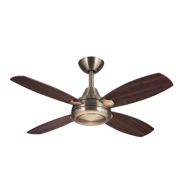 15 Large Outdoor Ceiling Fan High Quality Ceiling Fans: Hunter Pacific Aurora 3 Ceiling Fan In Antique Brass 40""