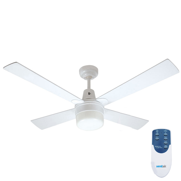 Arizona Ceiling Fan With Light And Remote
