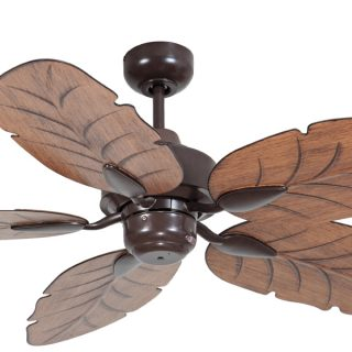 Cooya Ceiling Fan With Wall Control Brown