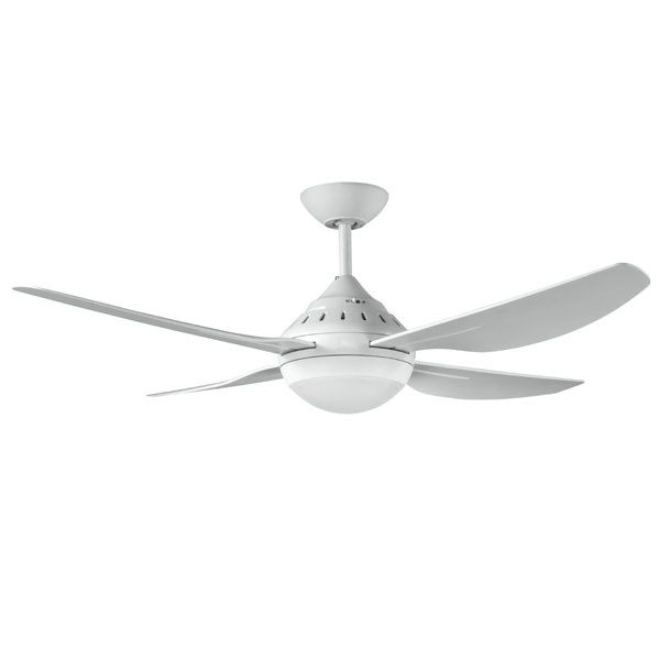 Harmony ii ceiling fan in white led wall control 48 harmony ii ceiling fan in white with led light wall control 48 mozeypictures Gallery