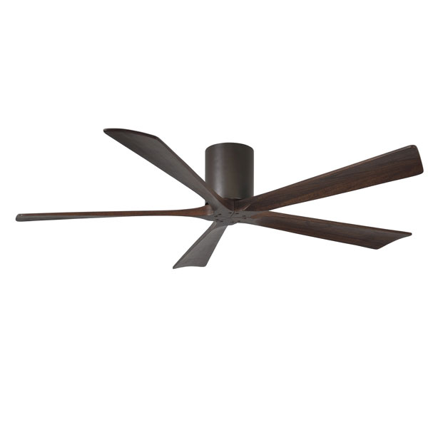 Atlas Irene-5 Hugger Ceiling Fan With Remote Control