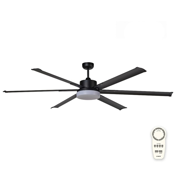 Martec ceiling fan with led light : Albatross dc ceiling fan with led light by martec black quot