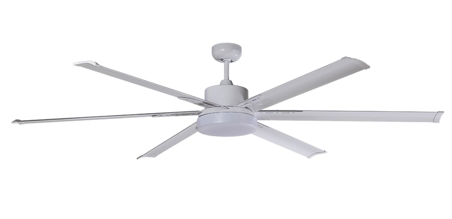 Albatross dc ceiling fan with led light by martec white 84 albatross ceiling fan by martec mozeypictures Gallery