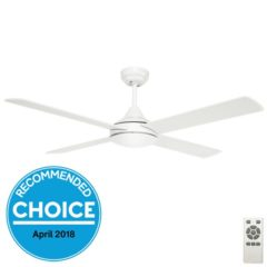 fanco white Infinity ceiling fan