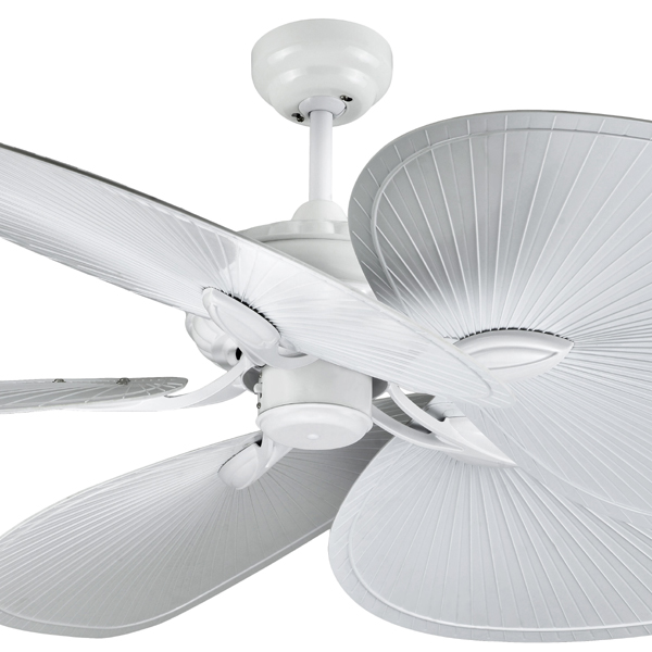 Havana Ceiling Fan By Ventair In White 52 Quot Tropical Style