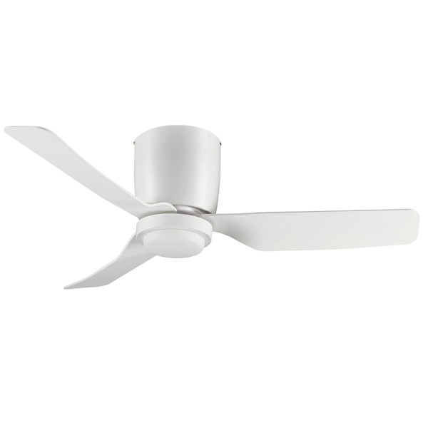 Hugger Low Profile Ceiling Fan