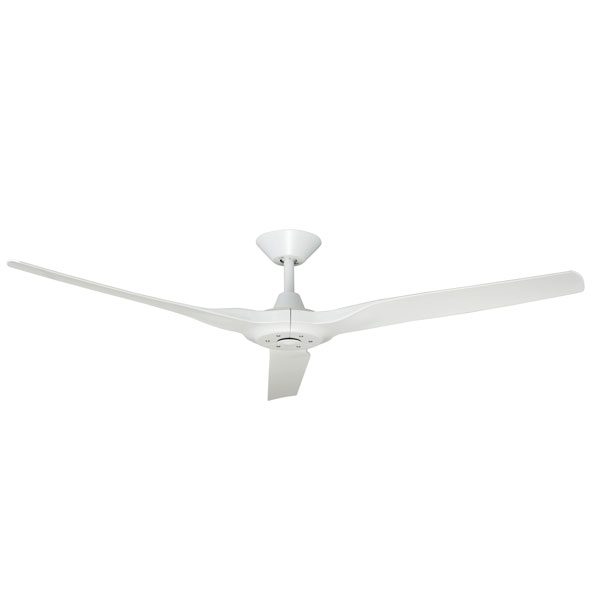 Radical II DC Ceiling Fan White