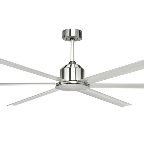 Hercules Extra Large Industrial DC Ceiling Fan Brilliant