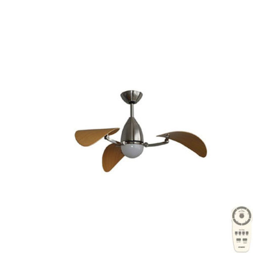 Vampire Ceiling Fan with Retractable Blades