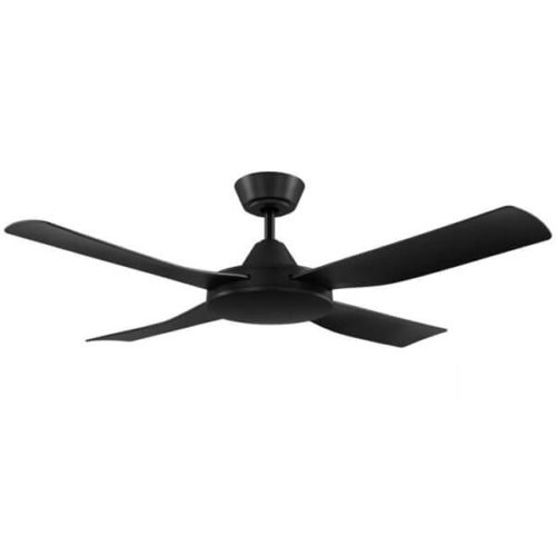 Black Ceiling Fan - Eglo Bondi