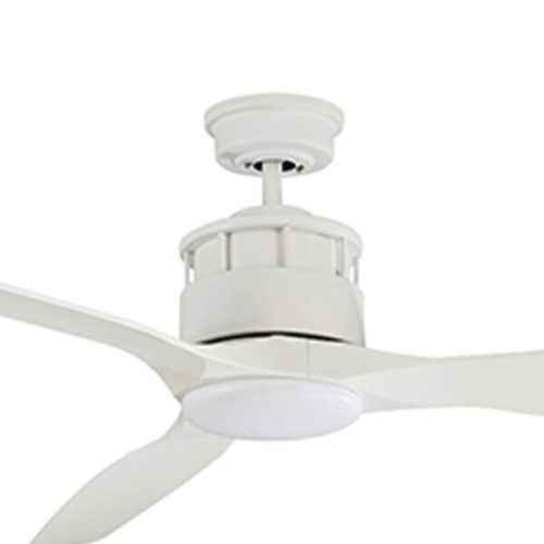 Governor ceiling fan with cct led